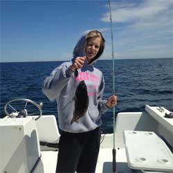 2015 LBI Catching Season Bgins