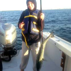 7 Nice Blue Fish In Barnegat Inlet