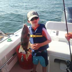 Fun Trip For First Time LBI Fishermen