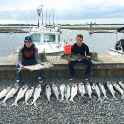 Another Baregat Inlet Trip Fills Box With Blues