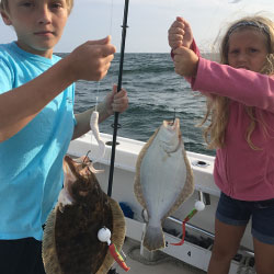 A Fun Barnegat Bay Trip Reeled In 15 Fluke