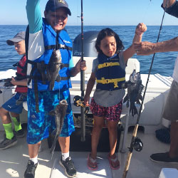 Kids Hook Almost 200 Fish
