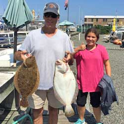 Took Home 3 Keeper Fluke