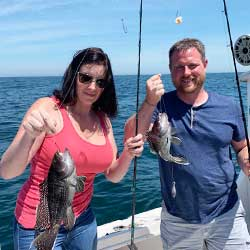 nasty Inlet Conditions But Took Homw 25 Nice Sea Bass