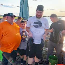 Great Spring LBI Sea Bass Season Ends With 60 Fish Haul