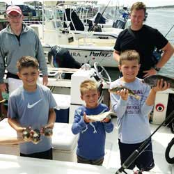 A Fun Barnegat Light Birthday Fishing Trip