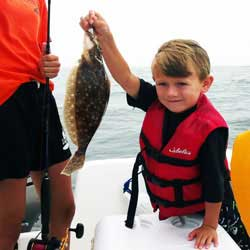 A LBI Labor Day Fishing Trip With Kids