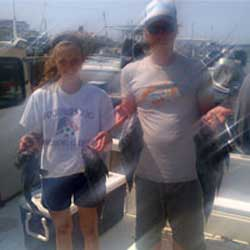 Barnegat Light Sea Bass Trip Bags 80