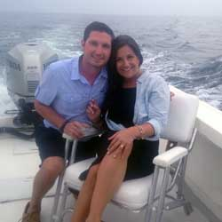 Engagement Cruise Off LBI