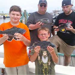 LBI Sea Bass Trip Puts 30 In The Box