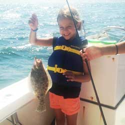 Barnegat Bay Fluke Fishing